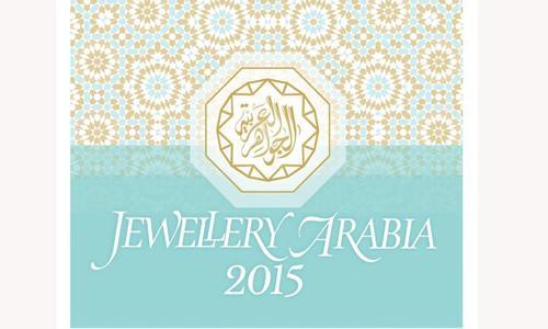 Jewellery Arabia 2015