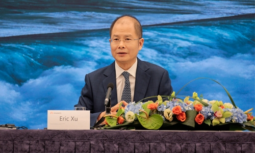 Huawei posts Q1 results, says biz remains resilient