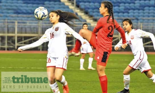 Bahrain beat Palestine to qualify for semis