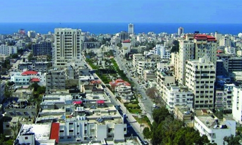 $560m raised for Gaza water treatment plant