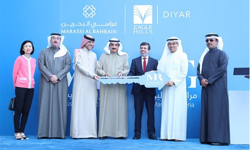 Eagle Hills Diyar hands over Marassi Residences