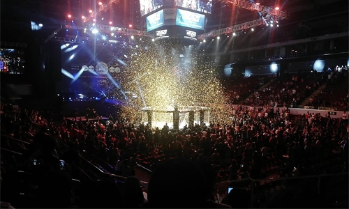 BRAVE CF remains as only major MMA promotion to hold live event in Africa