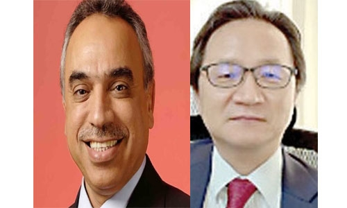 Bahrain, South Korea discuss cooperation in infrastructure projects
