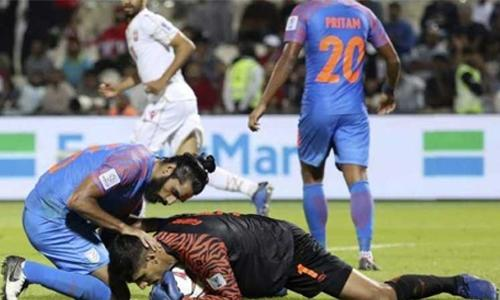 Indian footballers win hearts despite Asian Cup exit