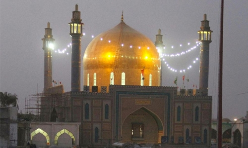 Islamic State-claimed bomb kills 70 at Pakistan shrine
