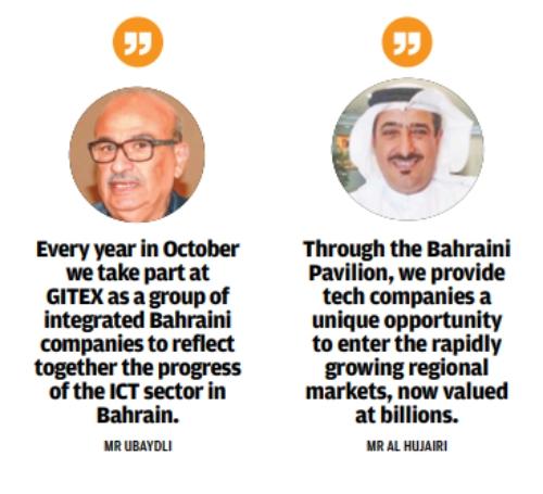Bahrain Pavilion gears up for GITEX 2019   THE DAILY TRIBUNE
