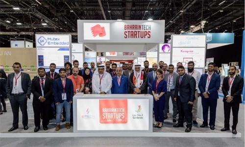 Bahraini pavilion at GITEX inaugurated