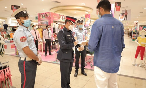 Adhere strictly to Covid-19 measures, Bahrain Police tell citizens, residents