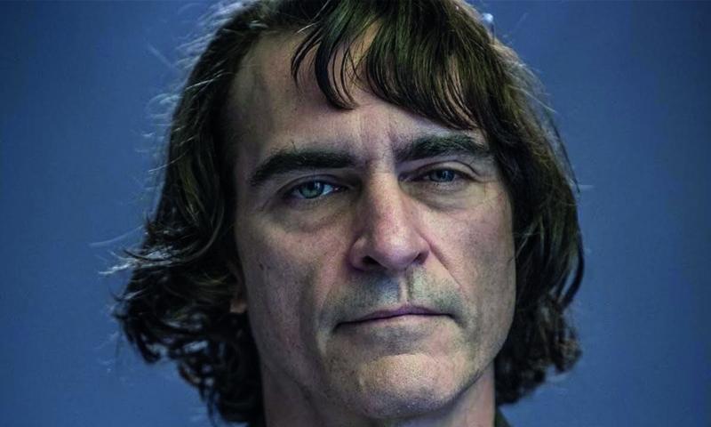 Joaquin Phoenix's first look as Joker revealed
