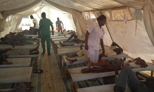 Death toll from Nigeria cholera rises to 21