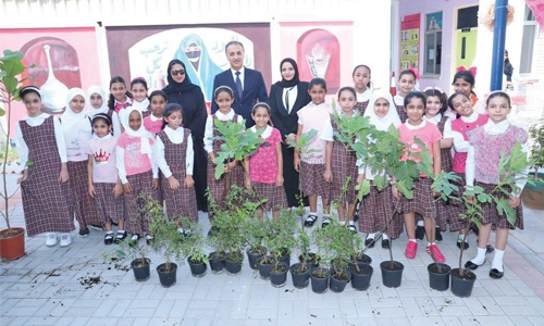 Green Wave Campaign in schools