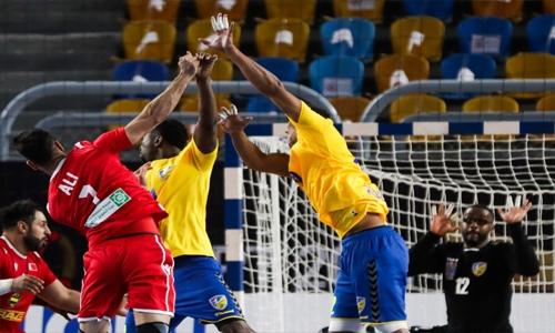 Bahrain advance in handball worlds