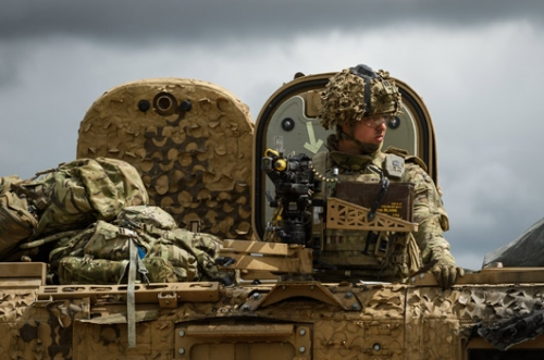 UK announces largest military investment since Cold War