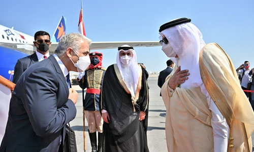 Taking ties to next level between Bahrain and Israel