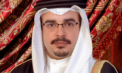 Bahrain Crown Prince and Prime Minister honoured for excellence in healthcare
