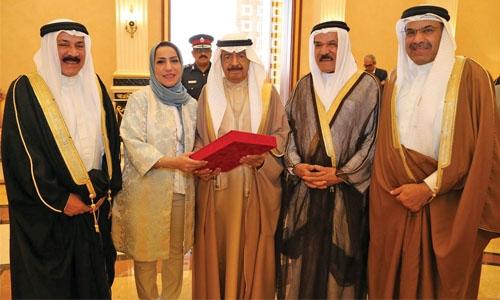 Bahrain's success continue: Premier