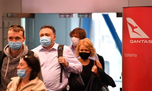 Qantas to make virus vaccine compulsory for international travel