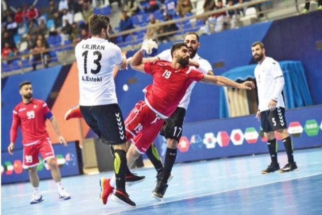 Bahrain claim narrow win over Iran in Asian handball