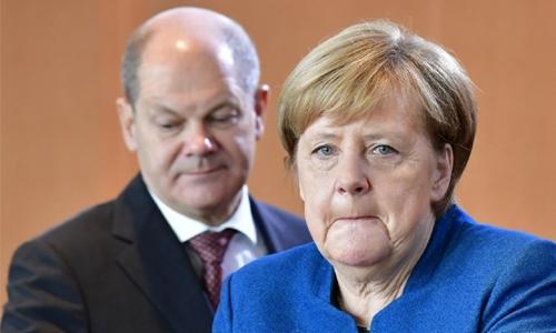 Germany urges global min tax for digital giants