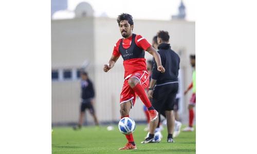 Bahrain set for Ukraine mini-training camp