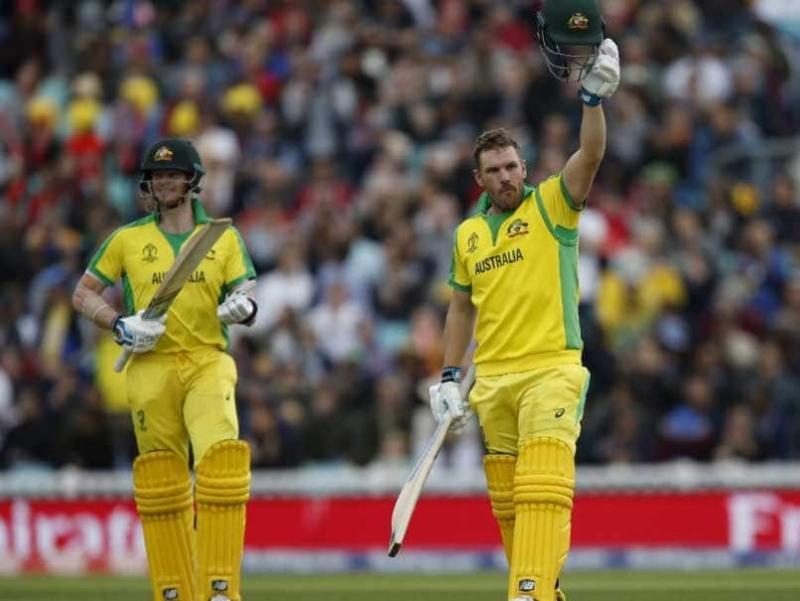 Finch, Starc shine as Australia edge Sri Lanka