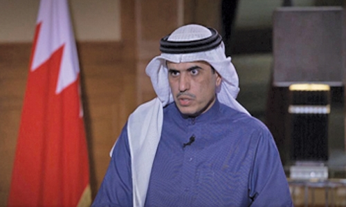 Bahrain-UAE ties a model  to emulate: Al Romaihi