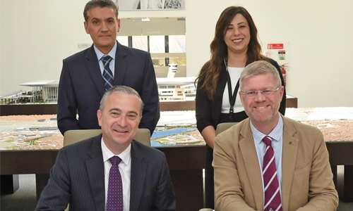 BAC and Bahrain Polytechnic launch joint research programme