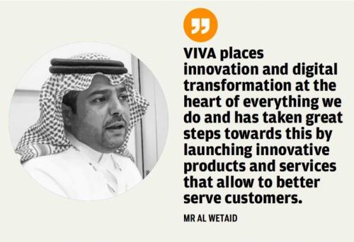 VIVA primed for further digital transformation