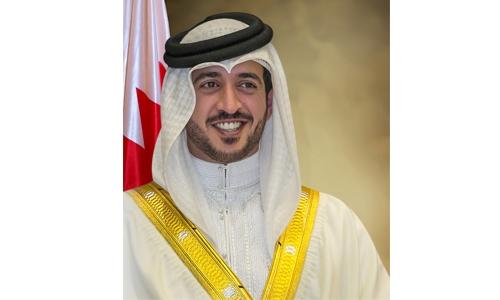 HH Shaikh Khalid renames Bahrain's kickboxing and universities federations
