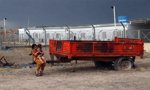 Turkish air strike kills at least three in refugee camp inside Iraq