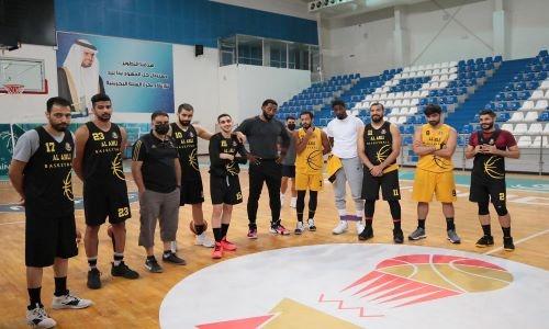 Ahli all set for Gulf basketball campaign