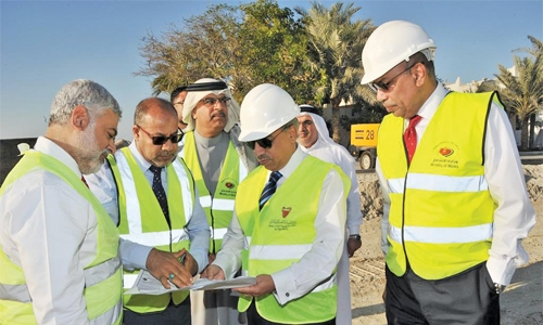 North Town project on schedule: Minister