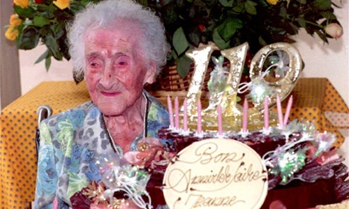 Frenchwoman was world's oldest person, researchers say