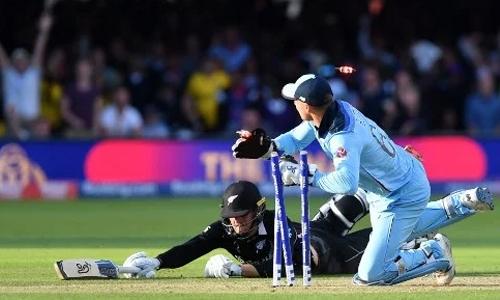 England win maiden title
