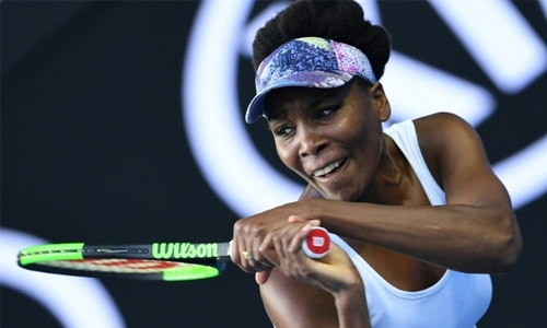 Venus takes out Chinese, hungry for more
