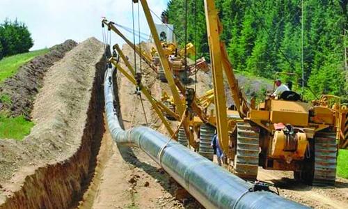 Myanmar, India mull oil pipeline