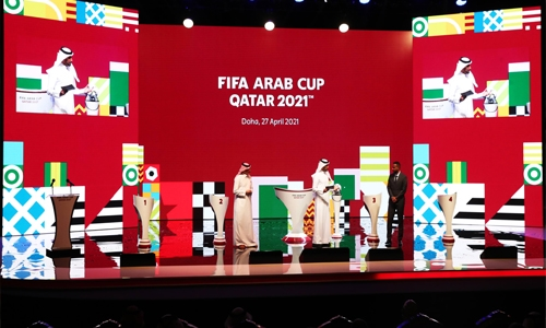 Bahrain to face Kuwait for Arab Cup place