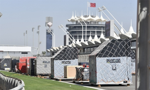 BIC set for final lead-up to racing in F1 Bahrain GP