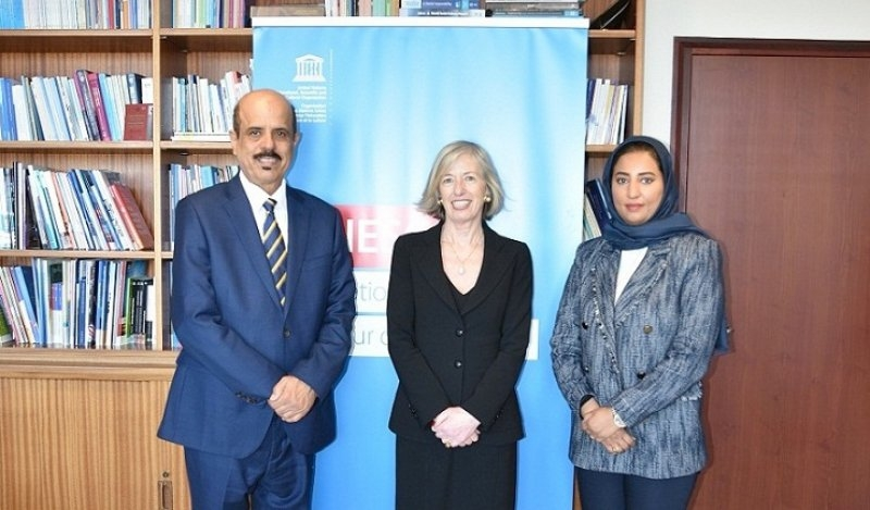 UNESCO co-operation discussed