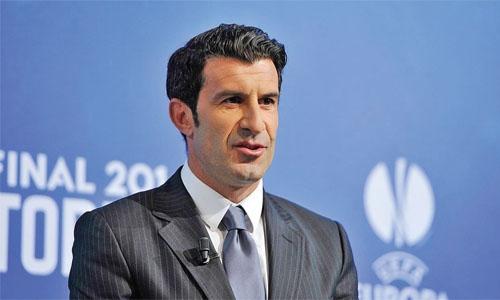 UEFA appoints Luis Figo as football advisor