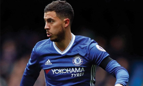 Hazard fuels Real Madrid rumours