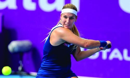 Cibulkova makes winning start