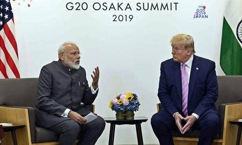 India-US restart talks