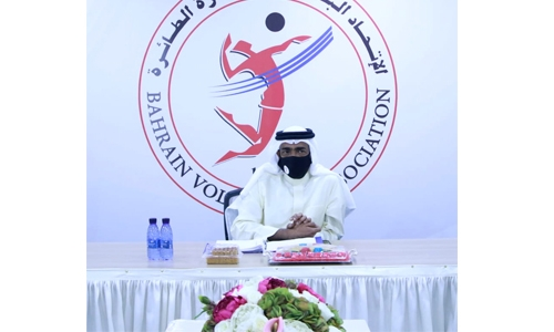 New Bahrain national volleyball team coaches signed