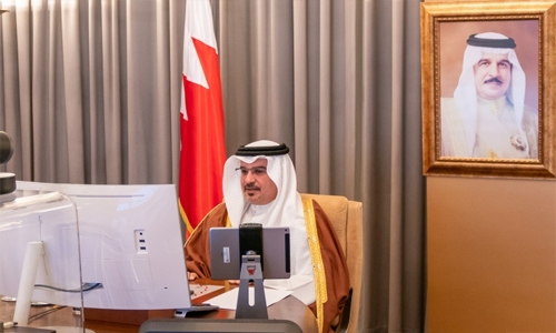 Promote investment to stimulate growth in Bahrain!