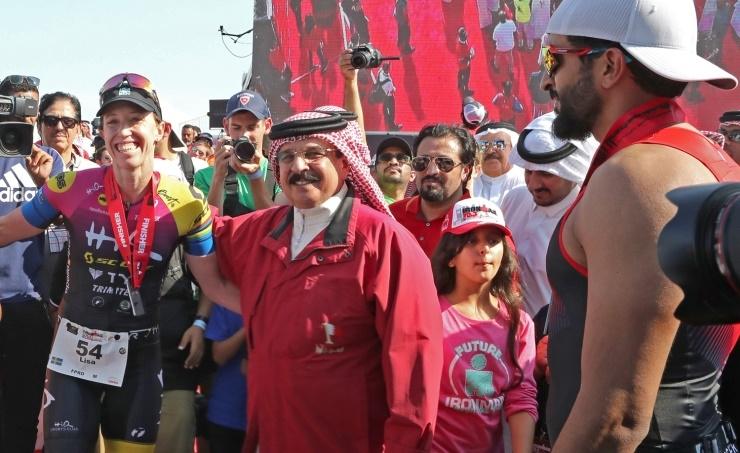 Ironman 70.3 a big success