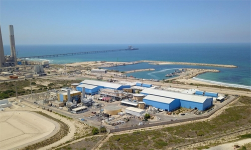 Israel's national water company Mekorot to provide desalination technology