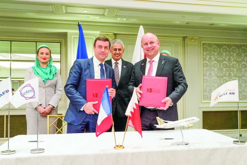 Bahraini businesses ink deals worth $2bn with French firms | THE