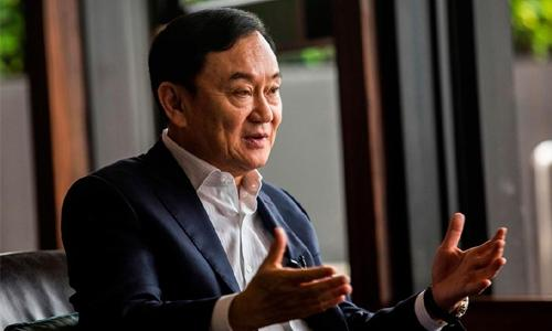 Former PM Thaksin says Thai election 'rigged'