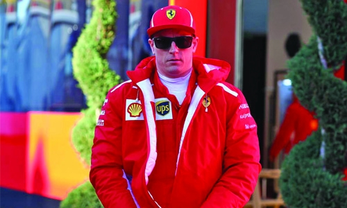 Raikkonen: No problem with Ferrari strategy